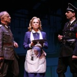 """Irena's Vow"" Pictured L to R: Thomas Ryan, Tovah Feldshuh, John Stanisci"